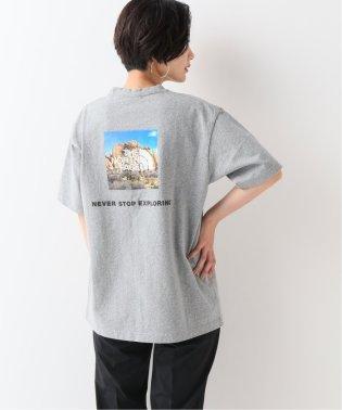 【THE NORTH FACE /ノースフェイス 】S/S SQUARE LOGO JOSHUA TR:Tシャツ