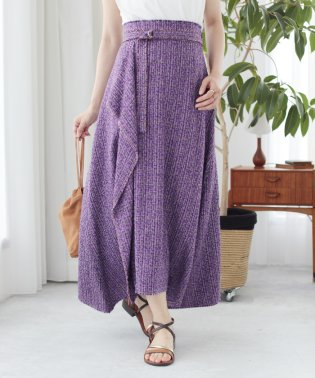 ★サマーツイードマキシスカート