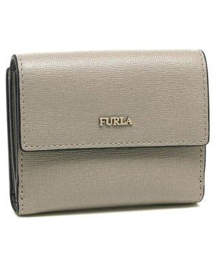 フルラ 財布 FURLA 963515 PZ10 B30 SBB BABYLON S BI-FOLD バビロン レディース 二つ折り財布 無地 SABBIA