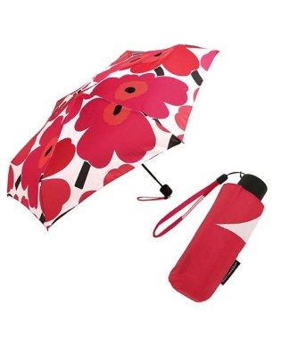 マリメッコ 傘 MARIMEKKO 038654 001 PIENI UNIKKO MINI MANUAL 折り畳み傘 WHITE/RED
