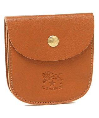イルビゾンテ IL BISONTE 財布 レディース/メンズ C0405-P 145 2つ折り財布 CARAMEL