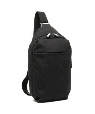 MARIMEKKO 045485 099 コルッテリ KORTTELI SHOULDER BAG メンズ/レディース ボディバッグ BLACK
