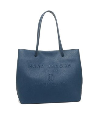 MARC JACOBS M0011046 426 LOGO SHOPPER EW TOTE レディース トートバッグ BLUE SEA 青