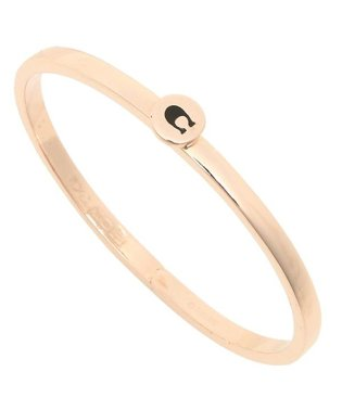 COACH F27186 RGD SIGNATURE HINGED BANGLE レディース バングル ROSE GOLD