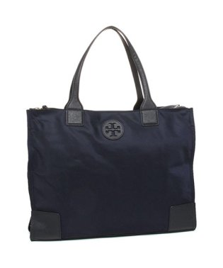 TORY BURCH 46196 405 ELLA PACKABLE TOTE レディース トートバッグ 無地 TORY NAVY 紺