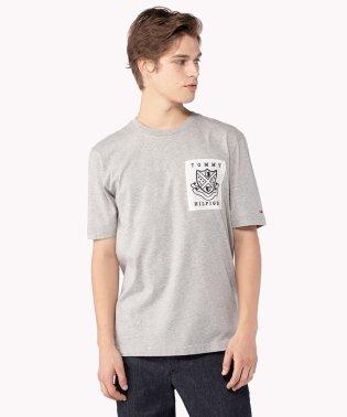 パッチロゴTシャツ