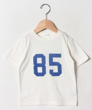吸水速乾ナンバープリントTシャツ