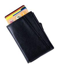MURA ミニ財布 三つ折り財布 本革 スキミング防止 RFID 財布