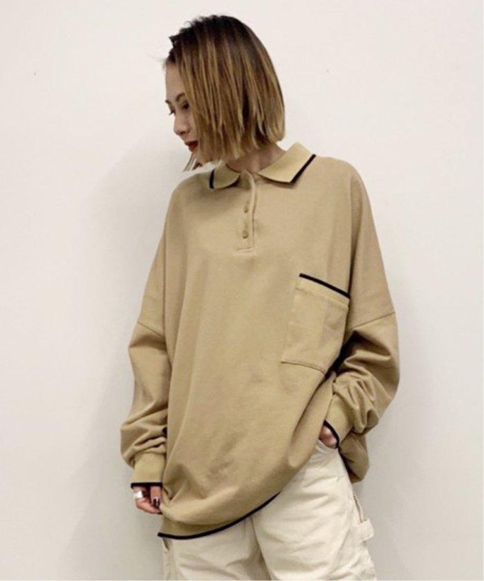 【EVERLAST/エバーラスト】BIG ポロ:ポロシャツ