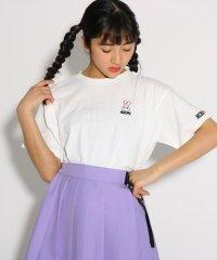 ★ニコラ掲載★【NiCORON 】刺繍 Tシャツ
