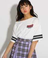 ★ニコラ掲載★【NiCORON 】ワンショル Tシャツ