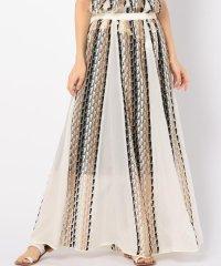 5-knot:スカラップ刺繍スカート