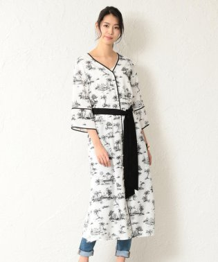 【LOVELESS】WOMEN Toile du Jouy ガウンドレス