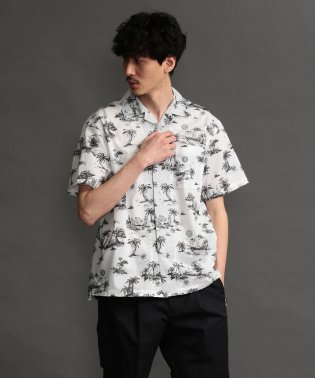 【LOVELESS】MEN Toile du Jouy アロハシャツ