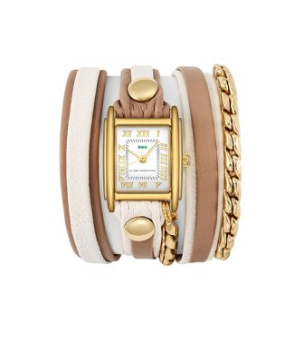 LA MER COLLECTIONS CHAIN WATCHES 腕時計 LMMULTI1553 レディース