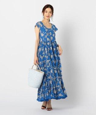 【MARIHA/マリハ】草原の虹のドレス プリント