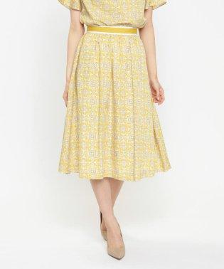 ◆◆スパニッシュタイルプリント スカート