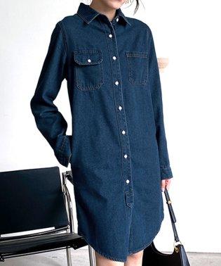 大人のデニムスタイルに取り入れたいロングデニムジャケット。