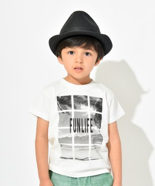 フォトグラフ半袖Tシャツ
