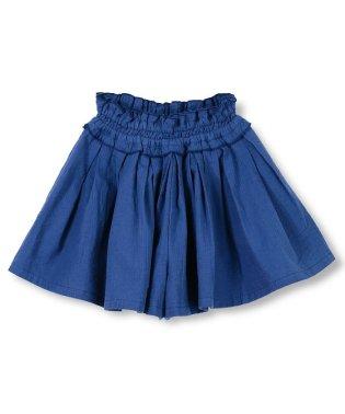 サッカーストライプキュロットスカート(90~150cm)