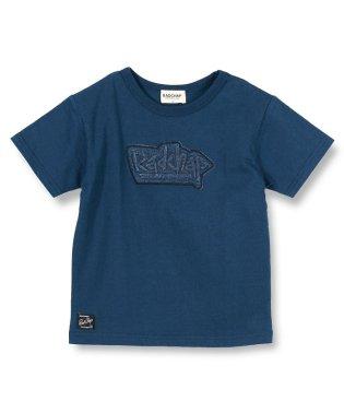 デニムワッペン半袖Tシャツ