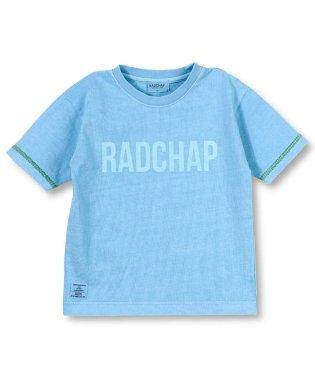ピグメント加工半袖Tシャツ