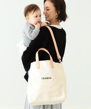 TEMBEA × こども ビームス / 別注 マザートート ロゴ 2