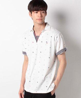 【CREATIONCUBE】デザインポロシャツ