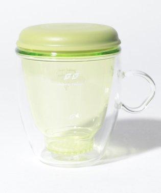 茶漉し付き耐熱マグカップ