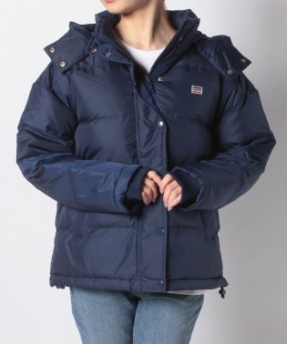 MIKAELA DOWN PUFFER MEDIEVAL BLUE