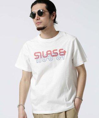 【WEB限定】SILAS/別注ロゴTEE SS