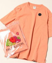 FRUIT OF THE LOOM×relume / 別注 EMBROIDERY Tシャツ