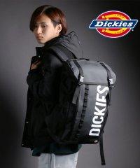 【別注】【Dickies】ディッキーズ ロゴプリントフラップバックパック