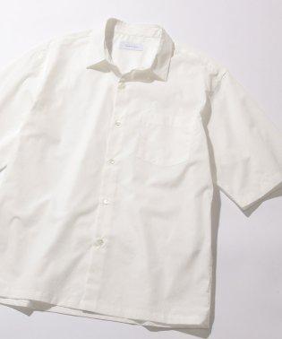 オーバーサイズブロードシャツ