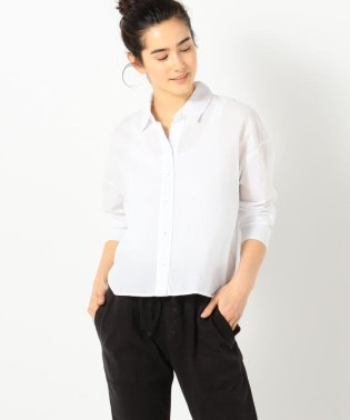 コットンスタンダードシャツ WLC3197