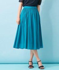 【MOREコラボ・限定カラーあり】エアリーボイル フレアスカート