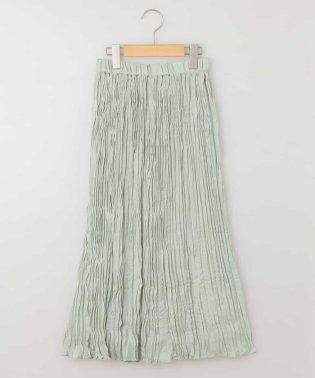 [160]ランダムプリーツスカート[WEB限定サイズ]