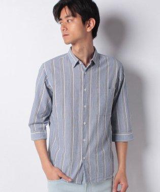 【BLUE STANDARD】キョウネンコットン7ブシャツ