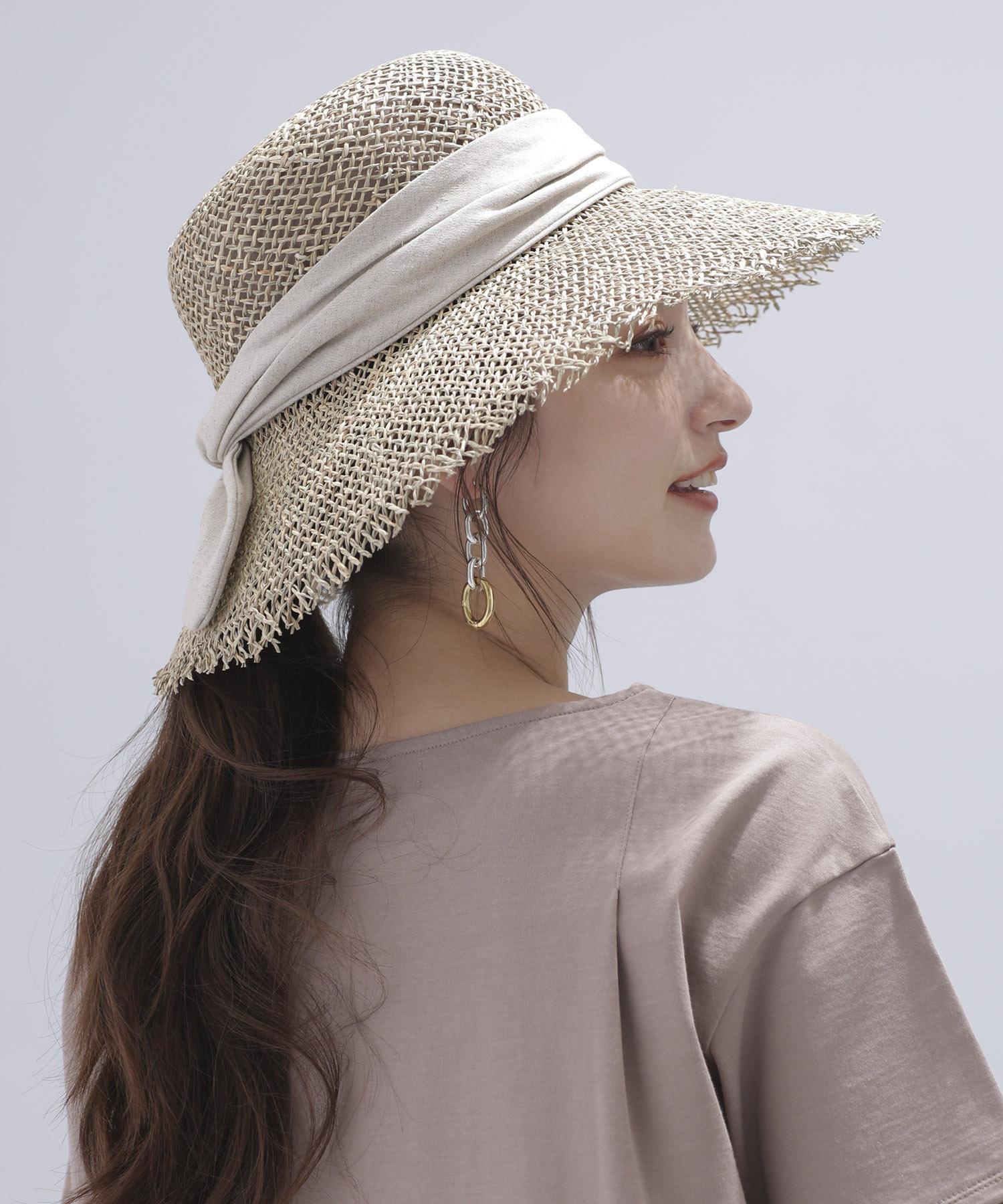 Code Kelly/別注see-through kanpi HAT