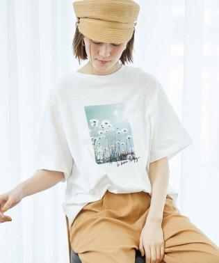 アソート柄ビッグTシャツ