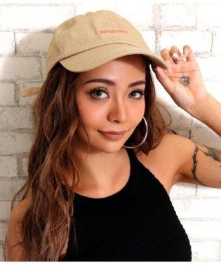 ネオンロゴ刺繍CAP