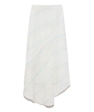 オリジナルラメチェックJQスカート