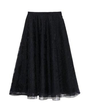 オパールプリントスカート