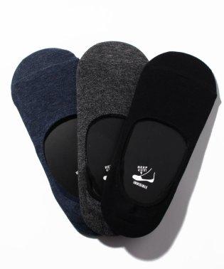 【Healthknit】 ソックス 3足組 セット 靴下 ヘルスニット