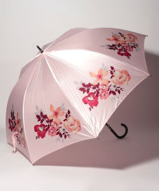 mila schon 婦人 長傘 【耐風】 ジャンプ傘 花柄