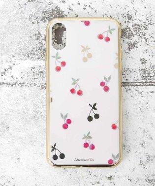 フルーツ柄iPhoneX/Xsケース