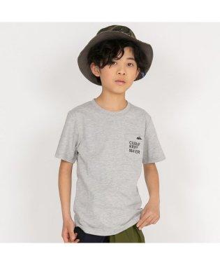 ロゴプリントTEE(120~160cm)