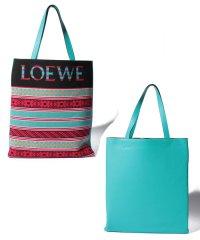 【LOEWE】VERTICAL TOTE KNIT BAG