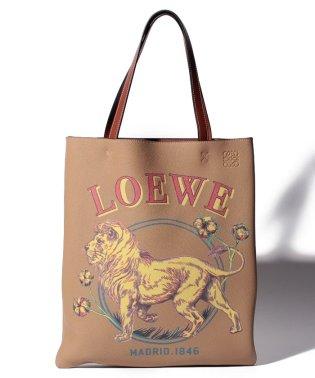 【LOEWE】VERTICAL TOTE LION BAG