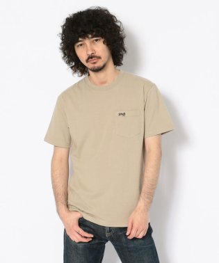 POCKET T-SHIRT BASIC  SMALL LOGO/ポケットT スモールロゴ